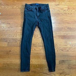 Zara Man - Black Skinny Slim Jeans 32x27